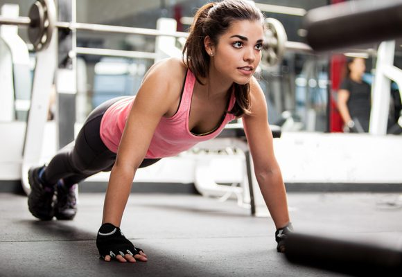 The 10 Best Press-Up Variations